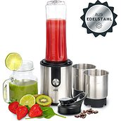 ADE hand blender and grinder 2in1 with accessories