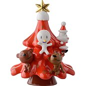 Xmas Friends Decorative figurine porcelain