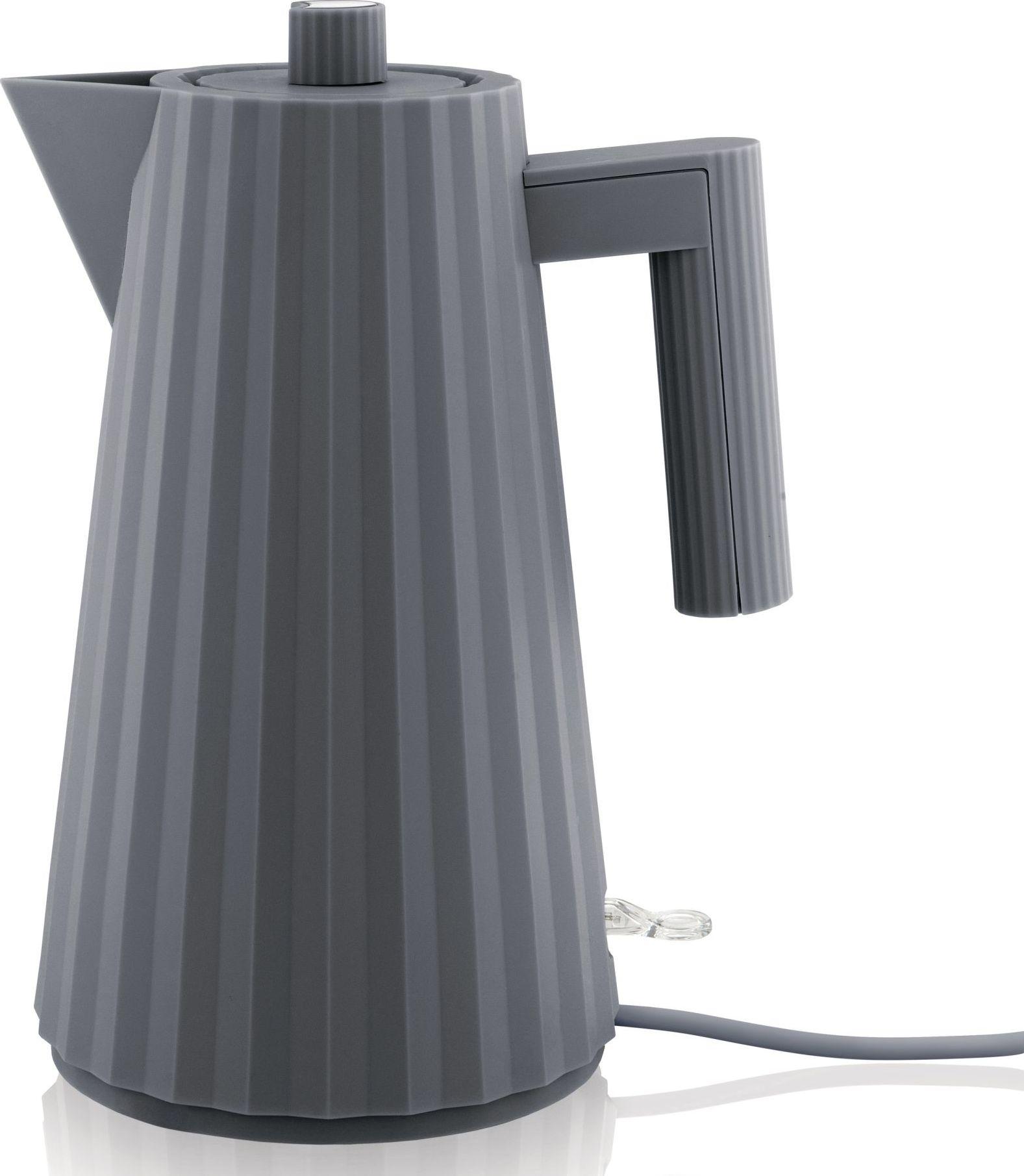 Plissé Water Boiler Alessi | red