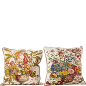 Bloomingville cushion rustic 2 pcs.