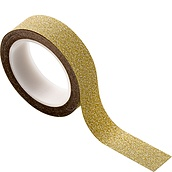 Bloomingville Decorative tape 8 m golden