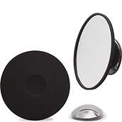Airmirror Magnifying mirror black