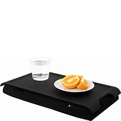 Mini Laptray Tray plastic with anti-slip coating