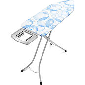 C Ironing board size with iron rest
