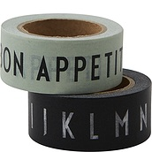 Say It With Tape ABC Tape 2 pcs