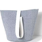 Chambray Laundry basket 42 cm