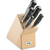 Classic Knife block with five knives