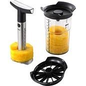 Professional Pineapple slicing kit