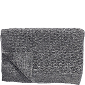 Hübsch 220301 Throw blanket woollen
