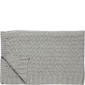 Hübsch 229022 Throw blanket woollen