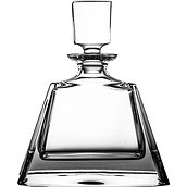 Huta Julia 2120 Decanter for whisky or brandy crystal