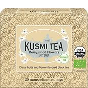 Bouquet Of Flowers N108 Black tea