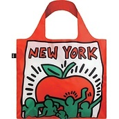 Loqi Museum Keith Haring New York Bag