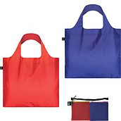 Puro Bag red and navy blue 2 pcs