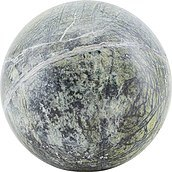 Monograph Paperweight green marble