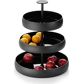 Negretto Three-tier serving dish