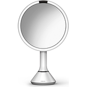 Simplehuman Mirror with sensor adjustment