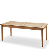 Drachmann Table natural teak