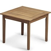 Drachmann Table square teak