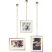 Fotochain Picture frame 3 el.