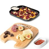 Vacu Vin Tray for 3-in-1 serving